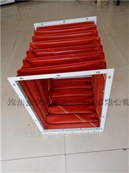 重庆硅胶布耐温通风口软连接批发价