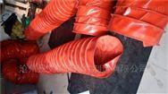 河南硅胶布耐高温通风伸缩软管厂家价格