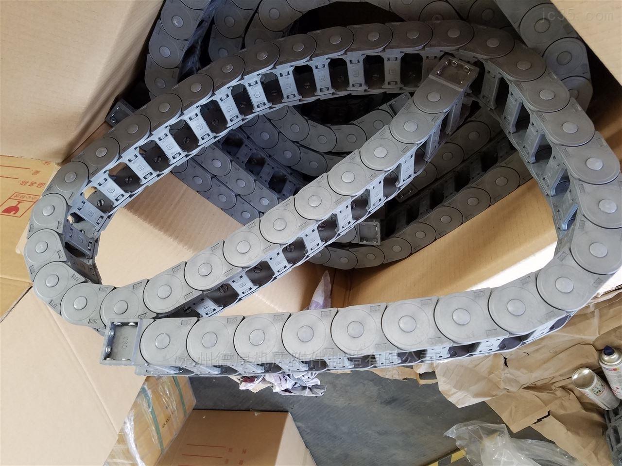 塑料拖链厂家生产