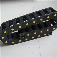 数控旋风铣床桥式穿线塑料拖链
