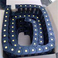 激光切割机桥式穿线塑料拖链