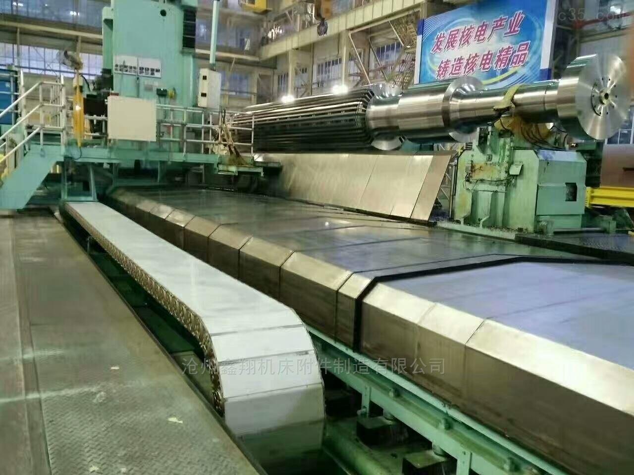 机床钢板防护罩生产厂家