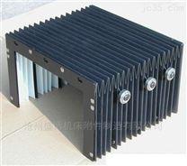 数控龙门钻床横梁导轨风琴防护罩定做厂家