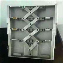 机床钢板式伸缩护板价格