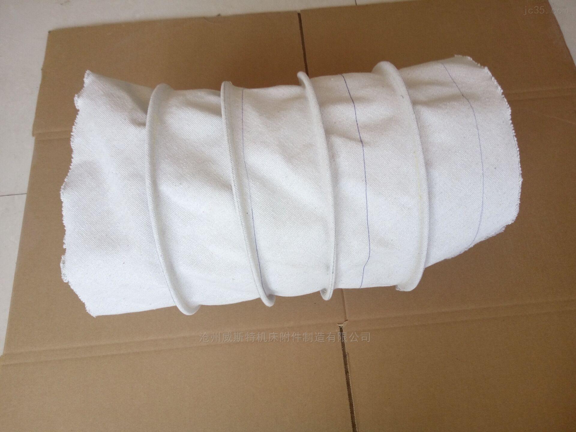 安徽水泥厂帆布伸缩布袋供应商