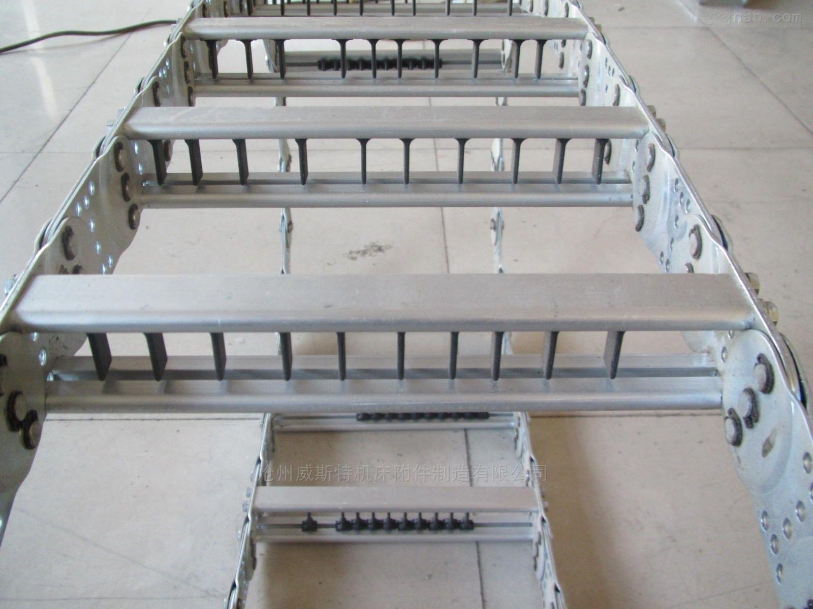 河南电缆油管钢铝拖链