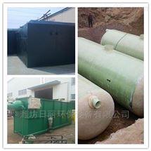 RLHB-AO 青浦区地埋一体化污水处理设备