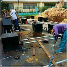 马鞍山市洗车污水处理设备