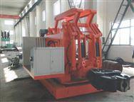 机械液压混合操作机