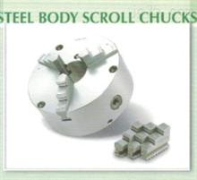 3DACT系列可调式普通型三爪钢壳夹头