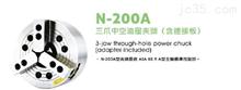 N-A系列三爪中空油压夹头