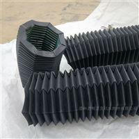 机床伸缩式油缸防护罩