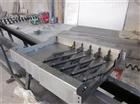数控车床伸缩钢板防护罩