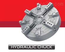 HCWF系列四爪双楔式液压卡盘