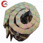 滄州正规的赌博app鍍彩鋅機床鋼鋁工程穿線拖鏈