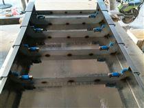 加工中心陝西鹹陽定製鋼板防護罩