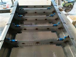西安機床伸縮護板