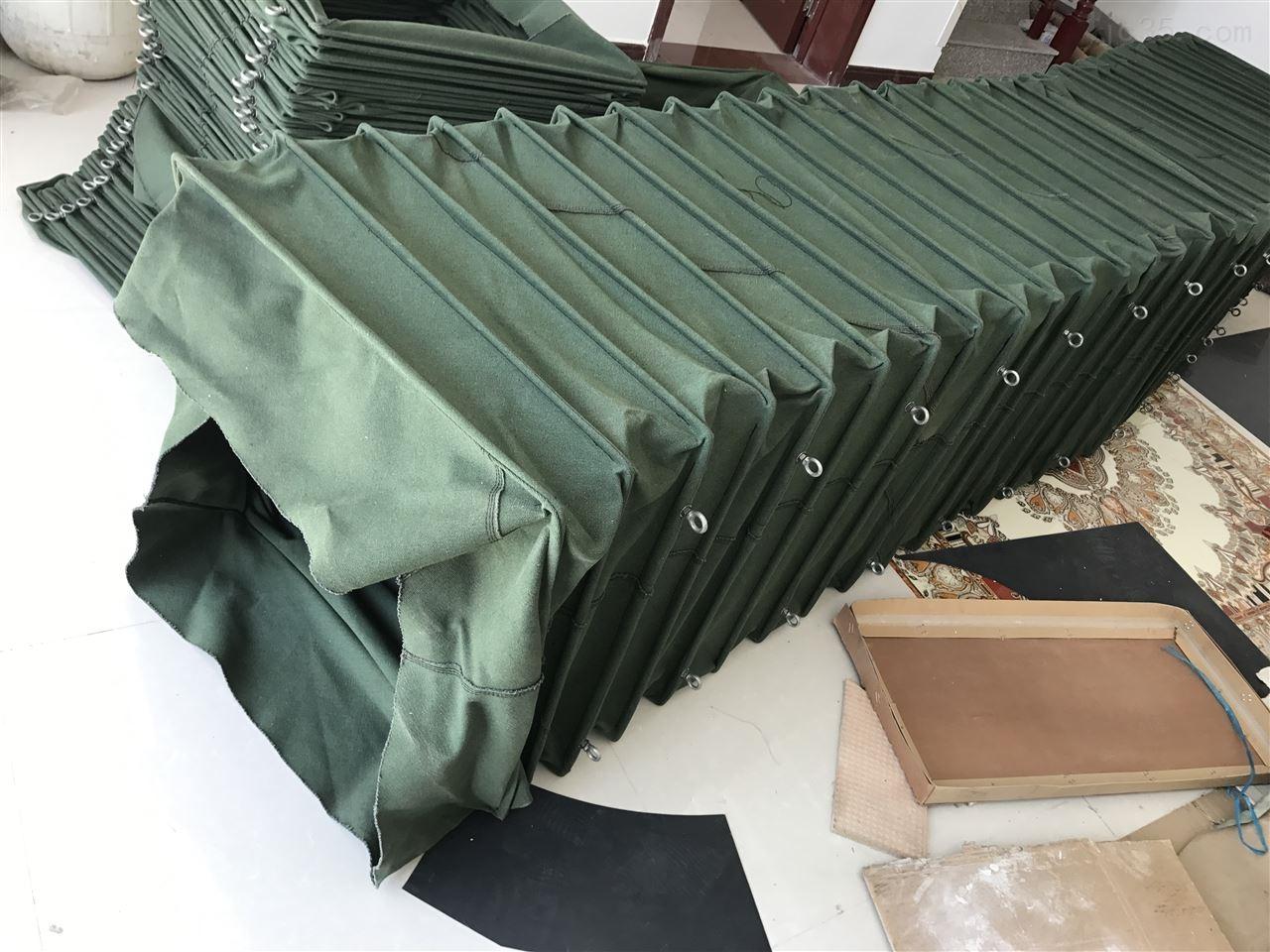 山西长治环保设备抽尘耐磨帆布风道软连接