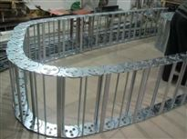 高强渗碳钢制拖链
