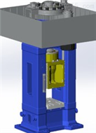 电动螺旋压力机
