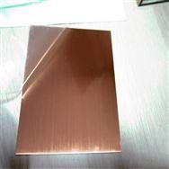 高品質t8紫銅板/t4無氧銅板,高韌性t1銅板