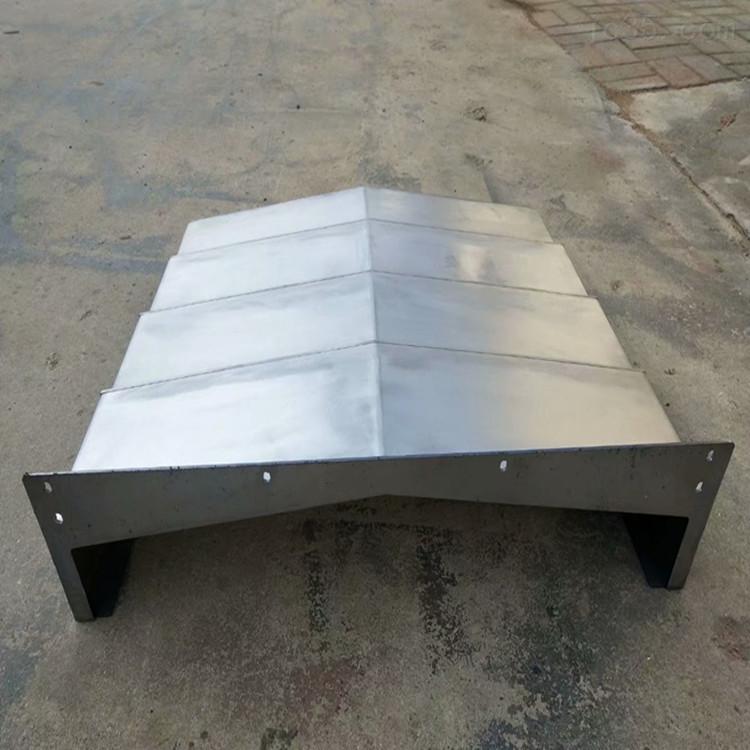 中捷机床BW60HS导轨钢板防护罩