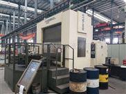 二手800x800双工位卧式加工中心 海天HTM-80H双工位卧式加工中心