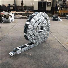 TL桥式钢铝拖链报价