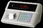 汽车衡仪表XK3190-A9P 带微型打印机