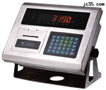 XK3190—DS8数字式汽车衡仪表XK3190—DS8
