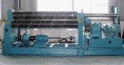 W11系列机械式三辊对称卷板机