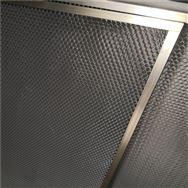 UV光解纳米二氧化钛铝蜂窝光触媒滤网铝基网