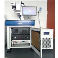 紫外激光打标机 水管线材数据线充电器头