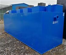 日处理400立方农村生活污水装置
