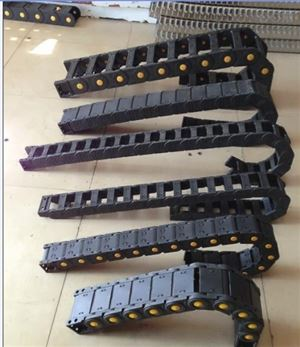 锻压机床工程塑料拖链
