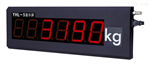 XK3190-YHL电子秤大屏幕YHL-5
