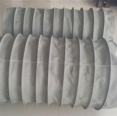 700耐高温风筒管道通风伸缩排风管