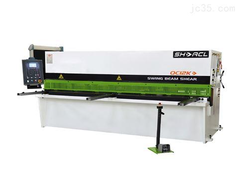 力丰高精度高效率液压摆式竞技宝剪板机