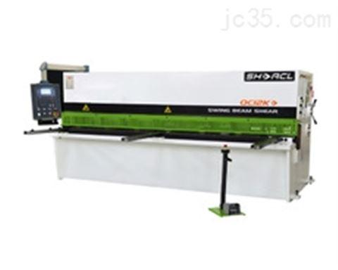 埃锡尔高精度高效率液压摆式数控剪板机