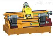 双主轴车削中心光机