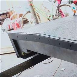 西安机床钣金防护罩