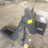立式车床链板输送排屑机