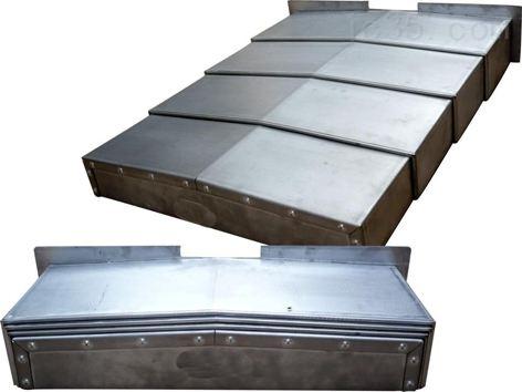 CNC加工中心钢板防护罩产品图片