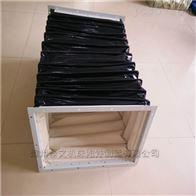 机械设备防腐蚀风道口伸缩软连接厂家供应价