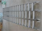 冶金机械框架式穿线油管钢铝拖链