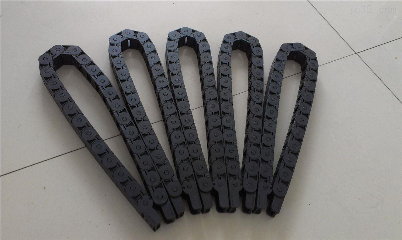 太原万向塑料拖链规格