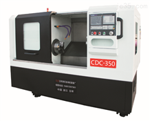 CDC-350高精度直线斜轨连体数控机床