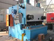 QC11Y液壓閘式剪板機
