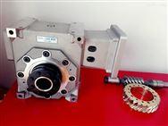 涨套型 双导程蜗轮蜗杆减速机