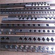 铝合金管材自动冲孔机